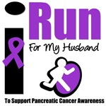Husband Pancreatic Awareness T-Shirts