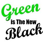 Green is the New Black Environment T-Shirt