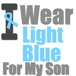 I Wear Light Blue For My Son T-Shirts & Gifts