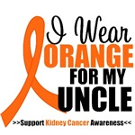 I Wear Orange For My Uncle T-Shirts & Gifts