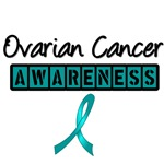 Ovarian Cancer Awareness T-Shirts & Gifts