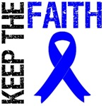 Keep The Faith Colon Cancer T-Shirts & Gifts
