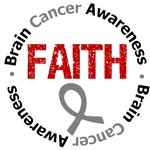Brain Cancer Faith Shirts & Gifts