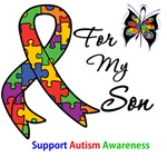 Autism Support Son Shirts & Gifts