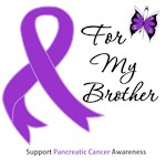 For My Brother Pancreatic Cancer T-Shirts & Gifts