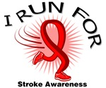 I Run For Stroke Awareness