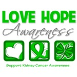 Kidney Cancer Love Hope