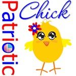 Patriotic Chick