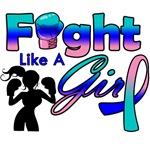 ThyroidCancer FightLikeAGirl Boxer
