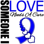 ALS Needs A Cure Ribbon