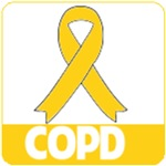 COPD Awareness (Gold Ribbon)