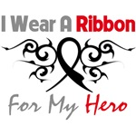Melanoma Ribbon Hero