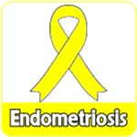 Endometriosis Awareness Ribbon Shirts and Gifts