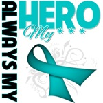 Always My Hero Ovarian Cancer Gifts