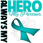 Ovarian Cancer Always My Hero - Partner