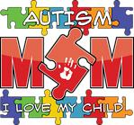 Autism Mom I Love My Child Shirts & Gifts