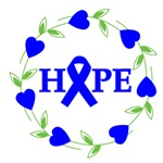 Colon Cancer Hope Hearts