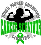 Kidney Cancer Tough Survivor Shirts