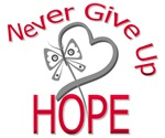 Brain Cancer Never Give Up Shirts & Gifts