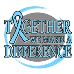 Prostate Cancer Together We Make A Difference Tees