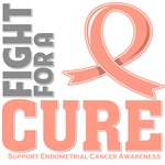 Endometrial Cancer Fight For A Cure Shirts