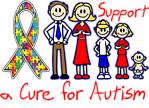 Autism Family Support A Cure Shirts