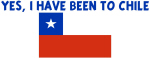 YES I HAVE BEEN TO CHILE