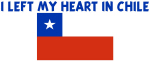 I LEFT MY HEART IN CHILE