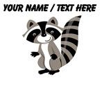 Custom Cartton Raccoon