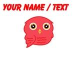 Custom Red Owl