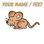 Custom Brown Mouse