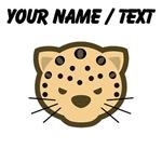 Custom Cute Leopard