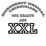 EMT Hearts are XXL