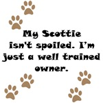 Well Trained Scottie Owner