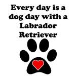 Labrador Retriever Dog Day