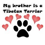 My Brother Is A Tibetan Terrier