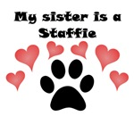 My Sister Is A Staffie