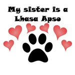 My Sister Is A Lhasa Apso