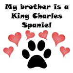 My Brother Is A King Charles Spaniel