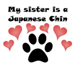 My Sister Is A Japanese Chin