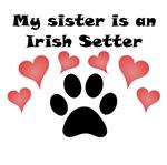 My Sister Is An Irish Setter