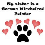 My Sister Is A German Wirehaired Pointer