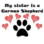 My Sister Is A German Shepherd