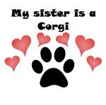My Sister Is A Corgi
