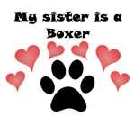 My Sister Is A Boxer