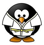 Karate Penguin