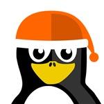 Orange Hat Penguin