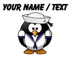 Custom Sailor Penguin