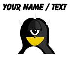 Custom Cyclops Penguin