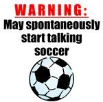 Spontaneous Soccer Talk
